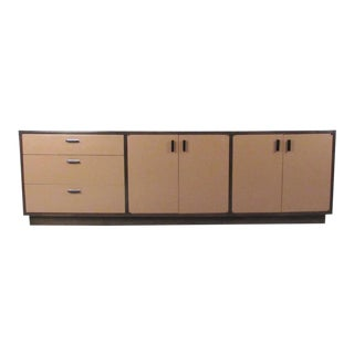 Founders Mid-Century Modern Office Credenza