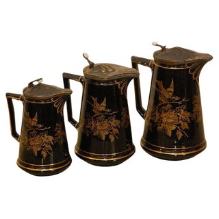Milk Pitchers - Set of 3