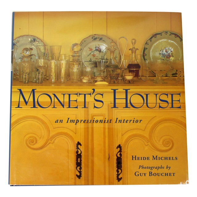 """Monet's House"" First Edition Book - Image 1 of 8"