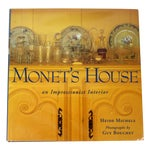 """Image of """"Monet's House"""" First Edition Book"""