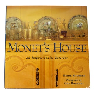 """Monet's House"" First Edition Book"
