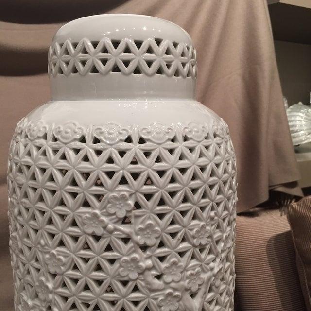 Blanc De Chine Vase - Image 5 of 5