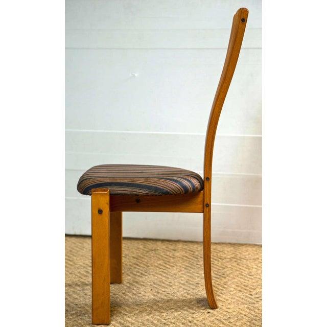 Polycraft Fan Back Side Chairs - Set of 6 - Image 8 of 9