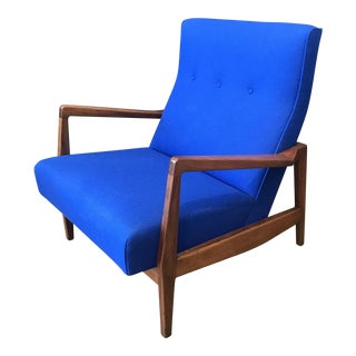 Jens Risom Mid-Century Lounge Chair