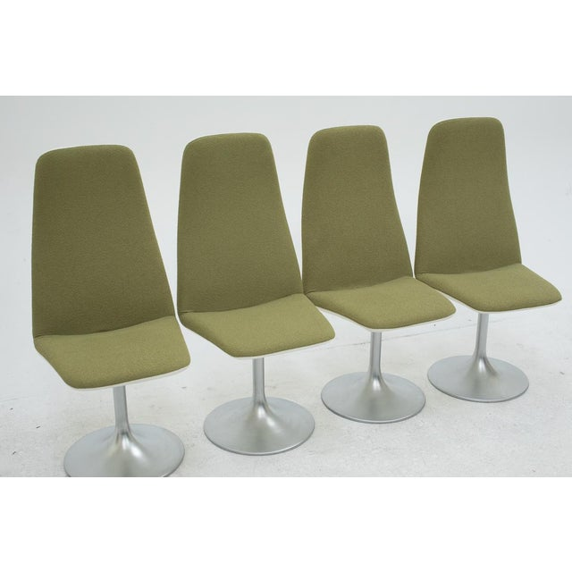 Johanson Design Viggen Chairs - Set of 4 - Image 3 of 11