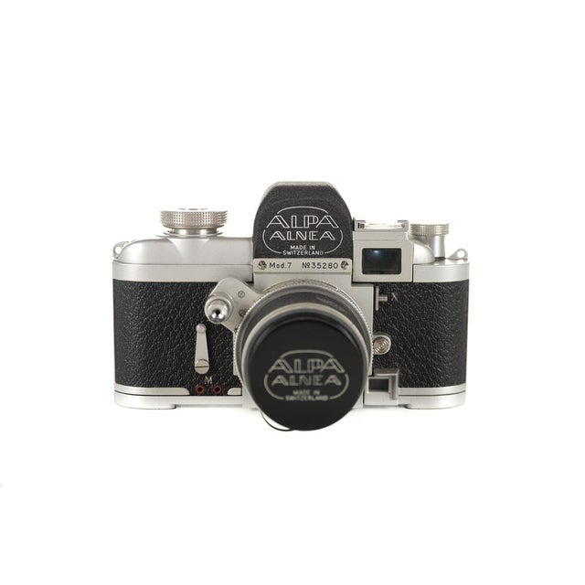 Alpa Alnea Model 7 W/50mm 1.8 Camera - Image 4 of 10