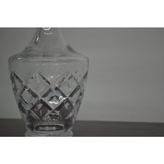 Vintage Crystal Decanter - Image 3 of 4