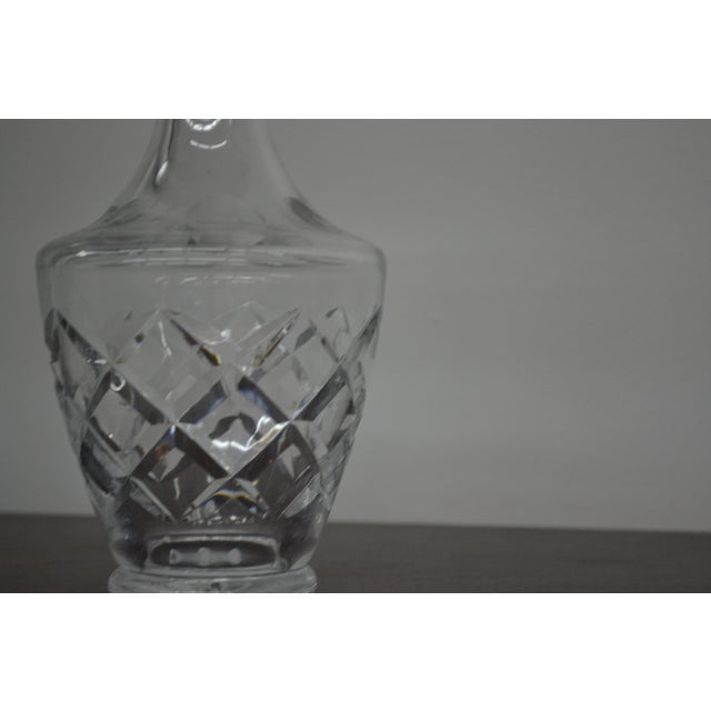 Image of Vintage Crystal Decanter