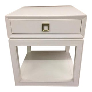 Malibu Loft Single Drawer Side Table