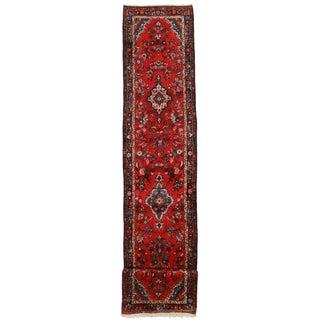 "Vintage Persian Hamadan Runner - 2'10"" X 24'7"""
