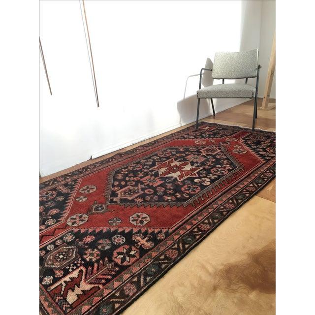 Vintage Persian Rug - 4′ × 7′8″ - Image 5 of 7