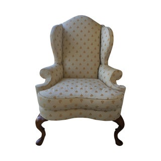 Mark Allan Wingback Chair