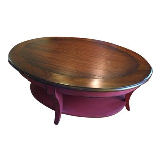 Handcrafted Bramble Coffee Table