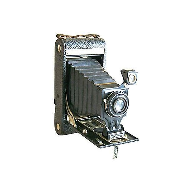 Antique Kodak Autographic No.2-C Folding Camera - Image 4 of 7