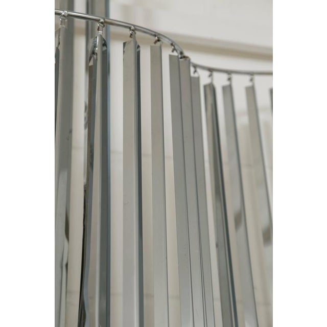 Image of Curtis Jere Silver Kinetic Wall Hanging