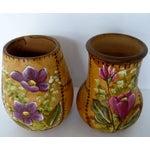 Image of Brazilian Artisan Vases - A Pair