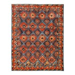 """Image of New Tribal Traditional Hand Knotted Area Rug - 8'1"""" x 10'3"""""""