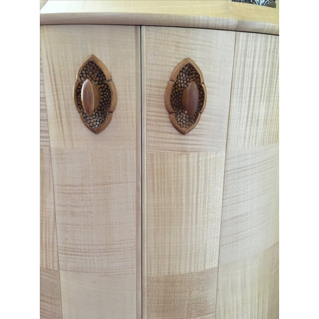 Brian Newell Unique Skirt Cabinet - Image 8 of 8