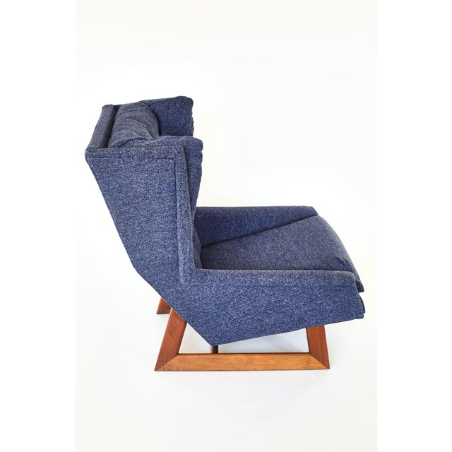 Adrian Pearsall Wingback Chair - Image 3 of 7