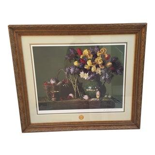 "Joe Anna Arnett ""Springtime in Provence"" Fine Art Lithograph"