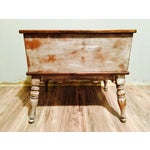 Image of Farmhouse Rustic Side Table