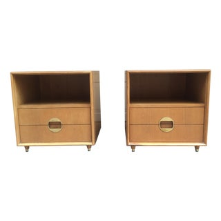 Johnson Furniture Co. Nightstands - A Pair