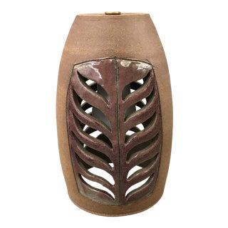 Brent Bennett Ceramic Pendant Lamp