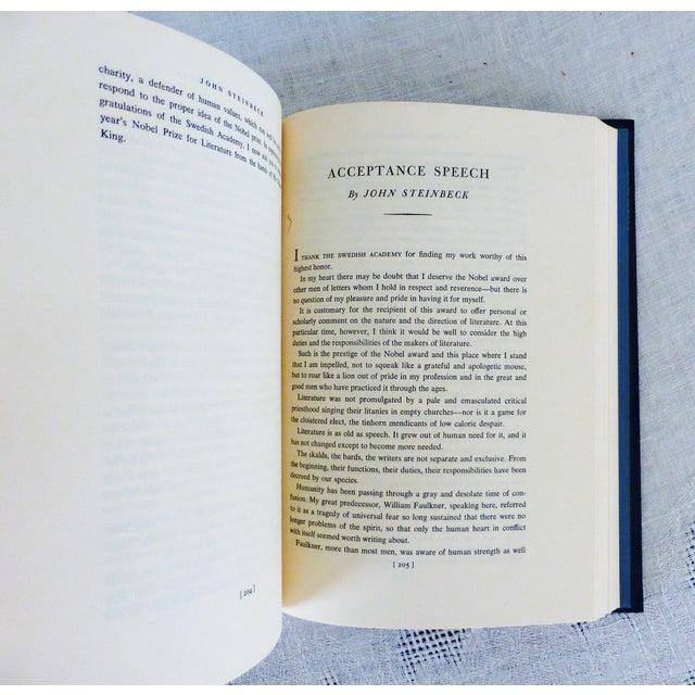 Nobel Prize Library, Faulkner, O'Neill, Steinbeck - Image 7 of 9
