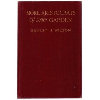 More Aristocrats of the Garden Book