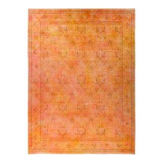 """Vibrance Hand Knotted Area Rug - 10' 0"""" X 13' 5"""""""