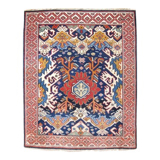 Kuba Square-Shaped Rug