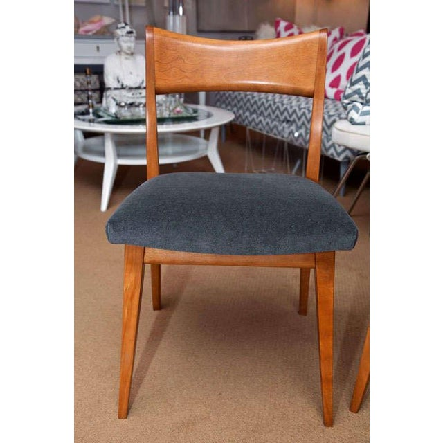 Set of Six Heywood-Wakefield Dining Chairs - Image 4 of 10