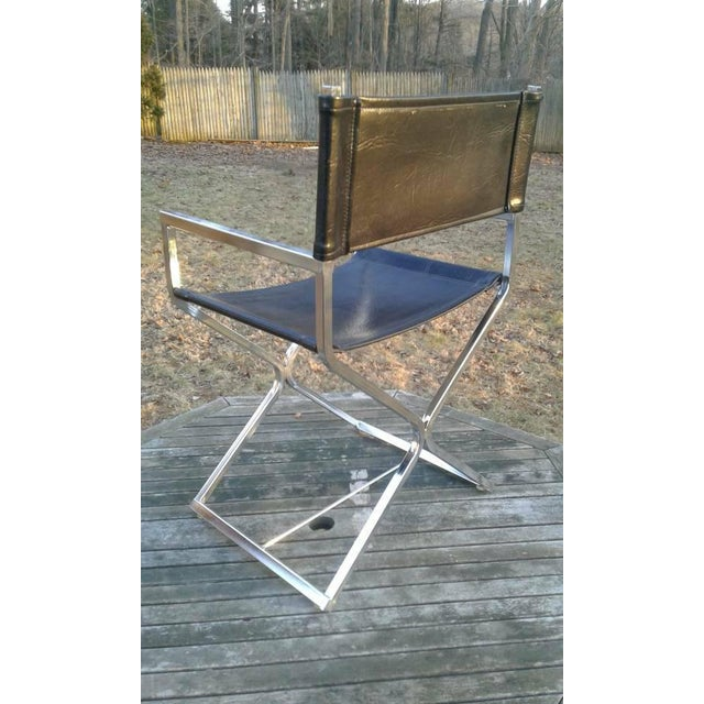 Robert Jakobsen for Virtue Brothers Mid-Century Director Chair - Image 4 of 5