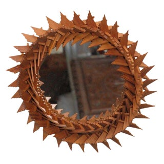 Crown of Thorns Frame with Mirror
