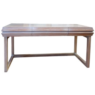 Bleached Oak Desk
