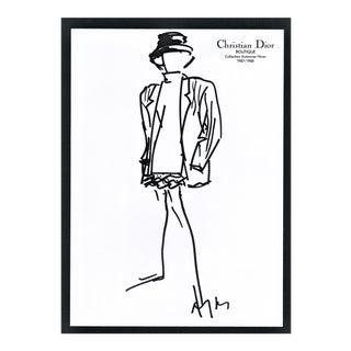 Christian Dior Fashion Design by Bohan
