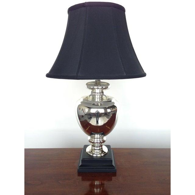 Mercury Glass Lamp - Image 2 of 5