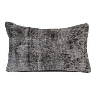 Vintage Gray Overdyed Pillowcase