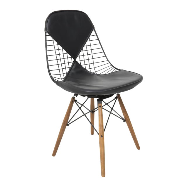 Eames Dowel-Leg Wire Chair - Image 1 of 7