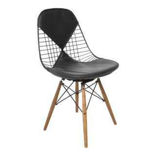 Eames Dowel-Leg Wire Chair