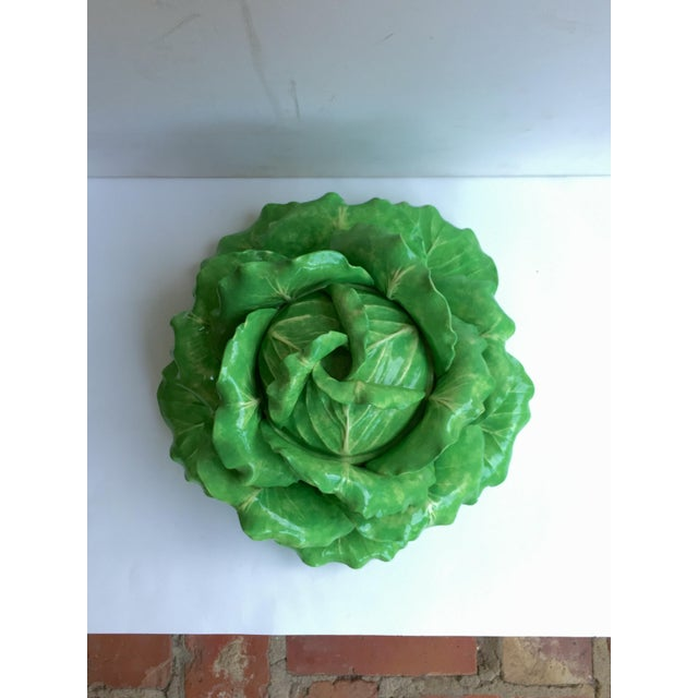 Dodie Thayer Cabbage Form Tureen - Image 2 of 6