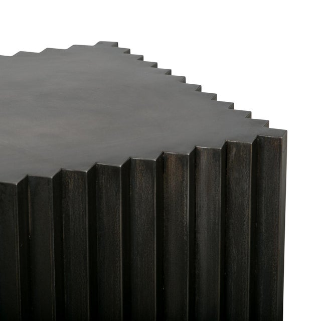 Image of Corrugated Cocktail Table by John Liston