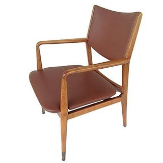 Mid-Century Stow & Davis Arm Chair