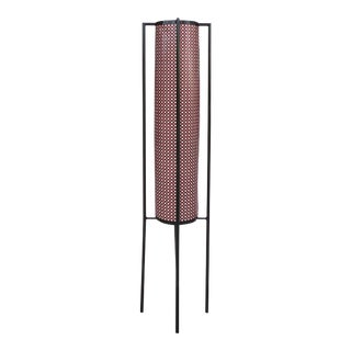 French 1960's Floor Lamp Attributed to Mathieu Mategot