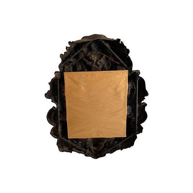 1960s Adam & Eve Gold Gilt Mirror - Image 4 of 5