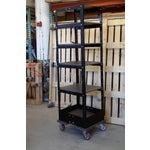 Image of Vintage Industrial Shelving Unit