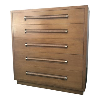 Morganton Mid-Century Modern 5 Drawer Dresser