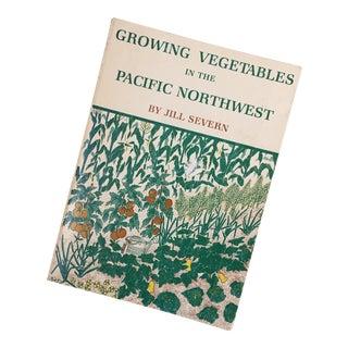 1978 Vintage Jill Severn Gardening Book