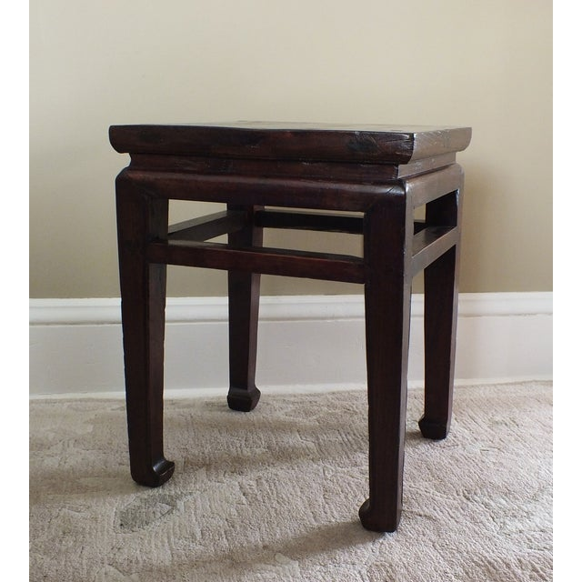 Chinese Ming Style Zitan Wood Table - Image 3 of 11