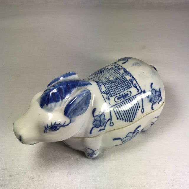 Chinese Horse Box - Image 6 of 9